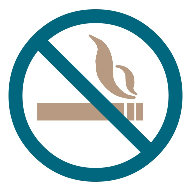 Stop smoking to fix dry lips