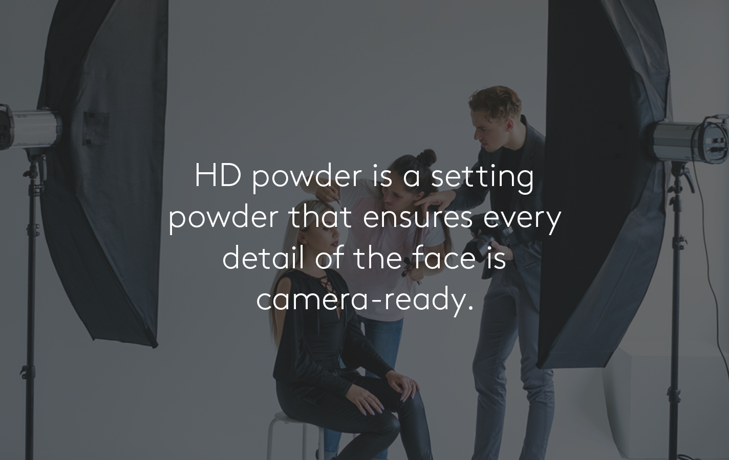 Answer to what is HD powder