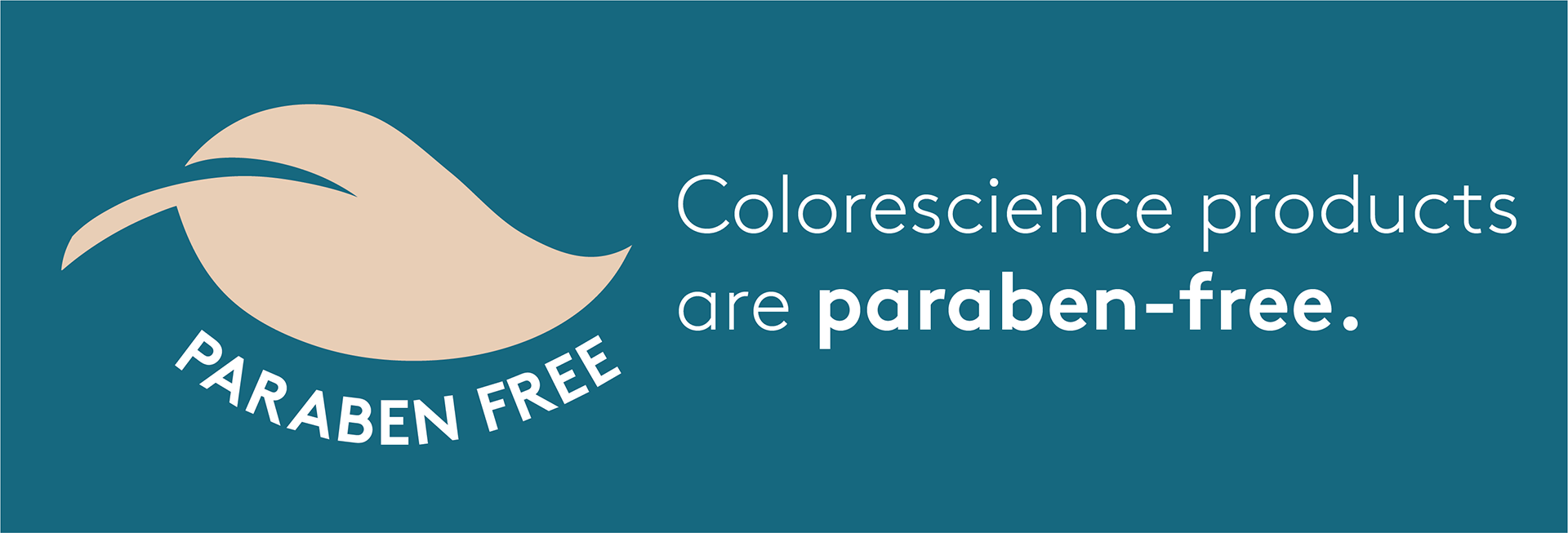 Colorescience products paraben free