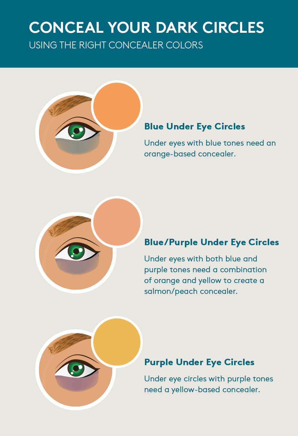 How to Get Rid of Puffy Eyes & Dark Circles Under Eyes ...