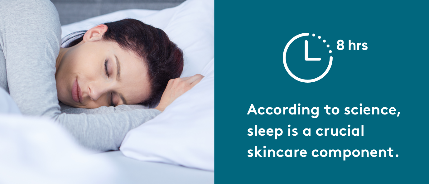 look younger with more sleep