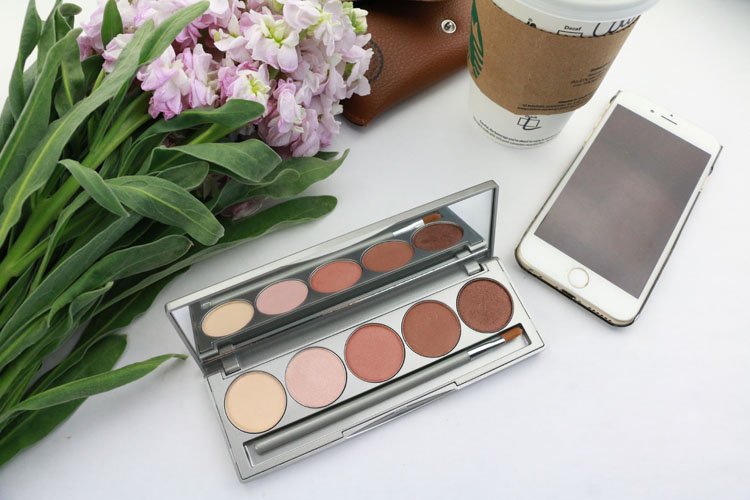 Mineral Palette for on the go